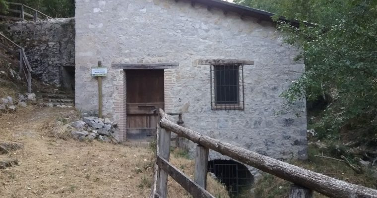 Escursione di Pasquetta Al Vecchio Mulino – 2 aprile 2018